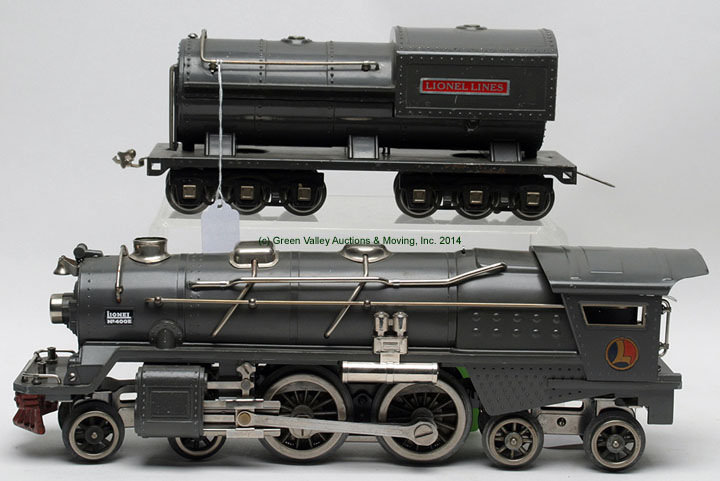 Photo of Lionel Lines Train set