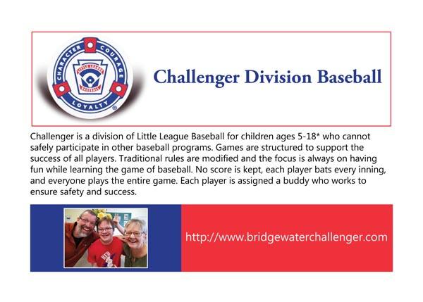 ChallengerBaseballMiniPoster