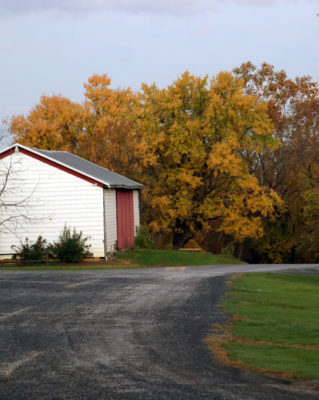 Original Barn at Green Valley Auctions
