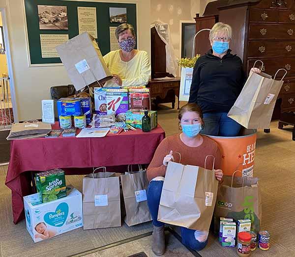 Blue Ridge Area Food Bank Food Drive 2020